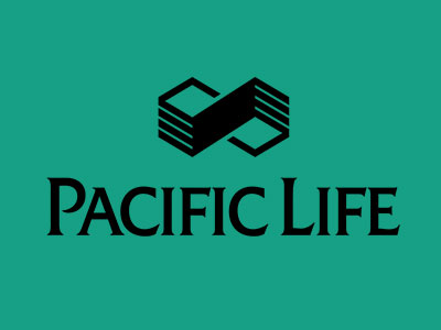 The infinity sign introduced in 1986 signaled Pacific Life as a financial company with stability and continuity.