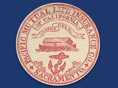 The first seal of the new company featured an ark and an anchor with the motto
